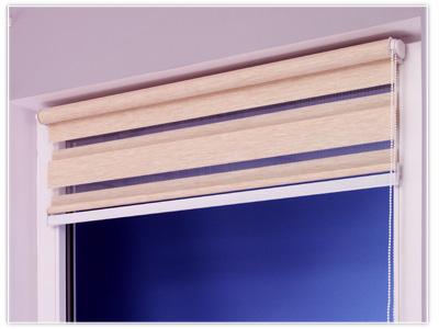 Regulace světla v domě – garnýže a rolety