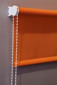 Roleta řetízková Maxi Polyester - připevnění na zeď - strop